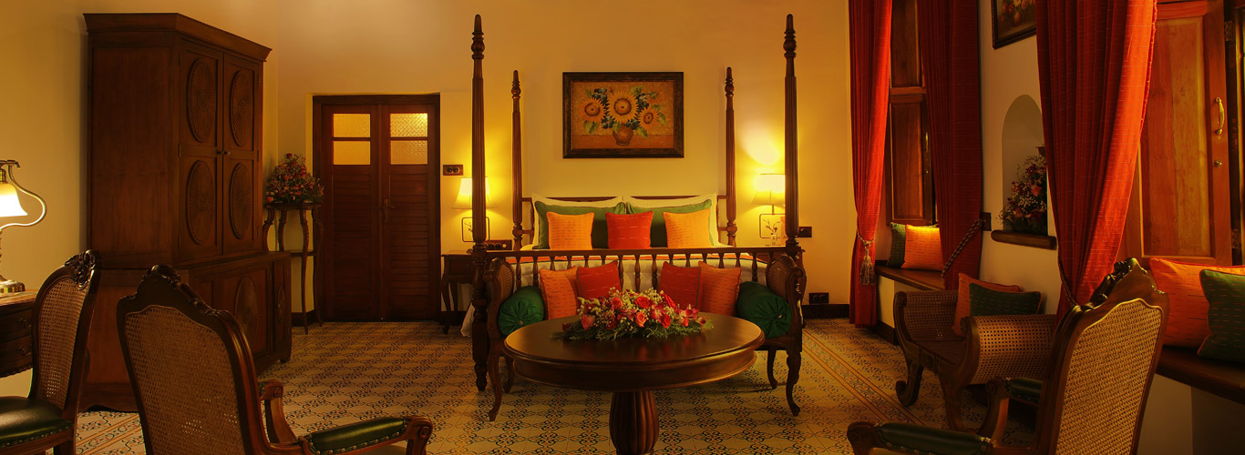 Luxury Accommodation in Kochi - Forte Kochi